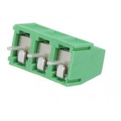 5.08mm PCB 3-pole terminal block